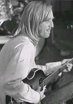 Picture of Tom Petty tom petty, tom petti