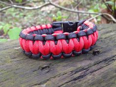 The UGA Survival Apparatus!  GO DAWGS!!!   Check us out at http://www.facebook.com/ParacordSurvival or at http://www.paracord-survival.com
