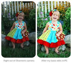 Great info on taking photos