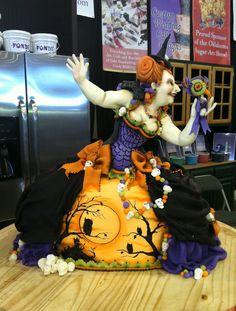 halloween cake. amazing!