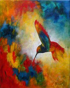 Paintings by Marianne Morris
