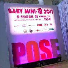 Baby Mini-Model Fall/Winter Fashion Show 2011.