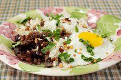 Tapsilog, a Filipino all-day breakfast dish