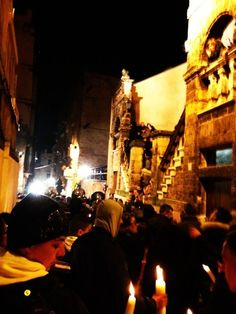 Taranto Vecchia - Settimana Santa