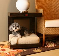 Pierre Spa Bed - Beds, Blankets & Furniture - Furniture Style Beds Posh Puppy Boutique