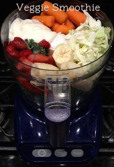 Toddler Nutrition: Veggie Smoothies | Hellobee