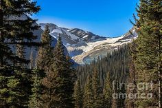 Jackson Glacier: See more images at http://robert-bales.artistwebsites.com/