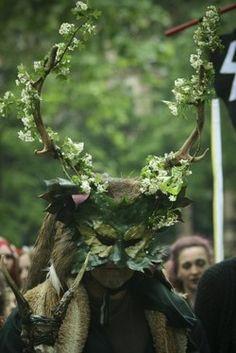 pagan parade