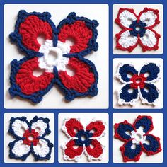 Fireworks Coasters for Patriotic Holidays. Fast and Easy to finish for Memorial Day and the 4th of July.