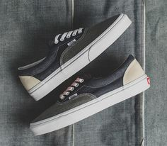 "Vans Authentic ""Denim Mix"" (Summer 2014)"