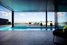 Pritchard Residence by James Deans & Associates #Architects - beautiful #pool and pool deck