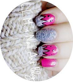 Princess/ Crown Nails