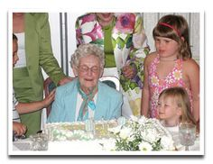 90th Birthday Party ideas