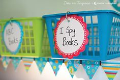 See more cute ideas in the new Creative Teaching Press back-to-school catalog...