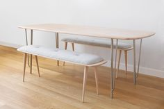 piethoutenbos.com | furniture | flying point bench