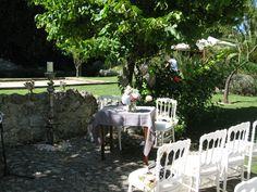 Wedding at Bastide St Mathieu  Grasse http://www.annenaylorcelebrant.com/
