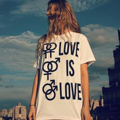 Love is Love T-Shirt style, stuff, cloth, shirts, dress, inspir, closet, tshirt, quot