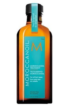 Conditioning treatment for hair , strengths hair and adds shine