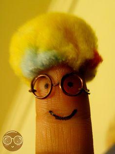 hippy finger