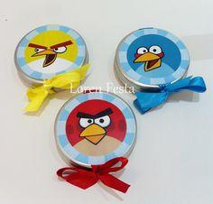Loren Festa: Angry Birds - Kit personalizado - Loren Festa
