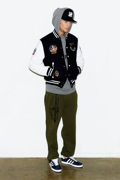 """Undefeated 2012 Holiday """"Soldier of Fortune"""" Lookbook   Hypebeast"""