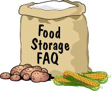 The Techniques of Food Storage