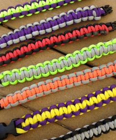 If you are looking for a fun and bright bracelet to make for your kids, then this tutorial on How To Make a Paracord Bracelet is perfect for you. Easy, fun, and colorful, these bracelets are DIY jewelry must-haves for kids and young-adults.