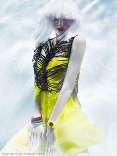 Susanne Stemmer work for Blonde #vimity #fashion http://www.vimity.com/vip/susanne-stemmer/portfolio/underwater-njf/