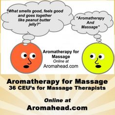 Aromatherapy for Massage Therapists Online Class at Aromahead.com