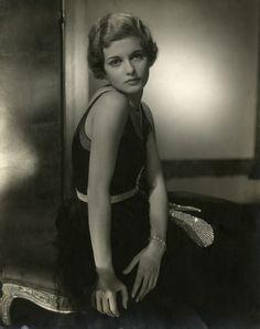 Joan Bennett, photographed by Edward Steichen