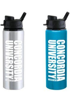 Product: Concordia University Wisconsin Alumni 28 oz. Water Bottle $9.95