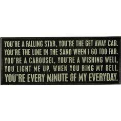 - Michael Buble