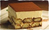 Seriously....the BEST Tiramisu is from Olive Garden.  It's the one that I compare all other Tiramisu to.  YUM! YUM! YUM!