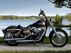 2006 Harley Street Bob - Nice!