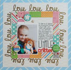Little Critter Love - Scrapbook.com