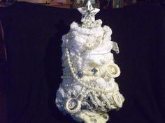 albero crochet freeform
