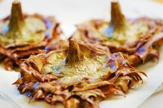 Recipe: Fried artichokes || Photo: Chris Warde-Jones for The New York Times