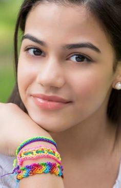 Trio of Crochet Friendship Bracelets Free Jewelry Pattern from Red Heart Yarns