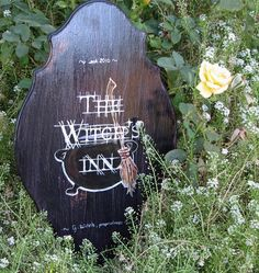 Three Witches Inn sign