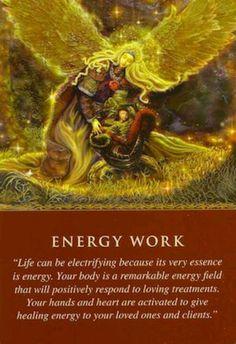 Energy Work & Energy Healing...including Distance Healing for People & Pets http://HemetHeartofHealing.com