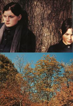 Park Life photographed by Juergen Teller, Vogue UK February 1998