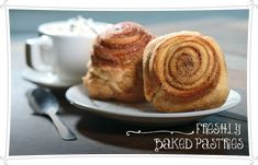 "An Austin, Texas favorite: Upper Crust Bakery. Another pinner said, ""Ah-mazing cinnamon rolls."" #eat"