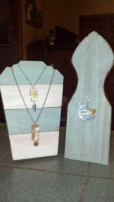 New jewelry displays