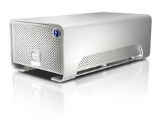 G-Tech. 8 Terabytes. Thunderbolt. This thing is wicked fast. http://jcopho.to/bhgtech8tb