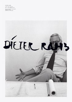 iconic. dieter rams