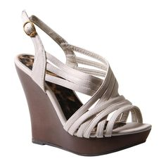 White wedges? MUST HAVE!  :)