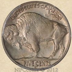 1937-D Buffalo Nickel MS64 PCGS 3 Legs, obverse