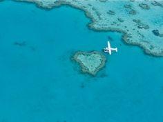 Heart Reef, Australia Great Barrier Reef
