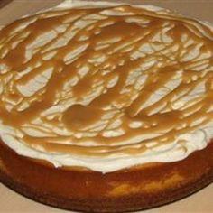 Pumpkin Cheesecake II food-and-drink