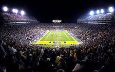 Tiger Stadium  Baton Rouge, Louisiana